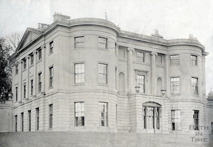 Claverton Manor (now the American Museum), c.1890