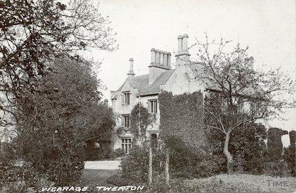 Vicarage, Twerton, c.1920s