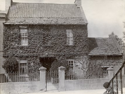 House of Henry Fielding (Fielding's Lodge), Twerton, c.1900