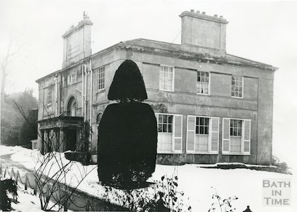 Bathwick Hill House c.1960 - 70
