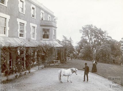 The Rectory, Langridge, c.1880s
