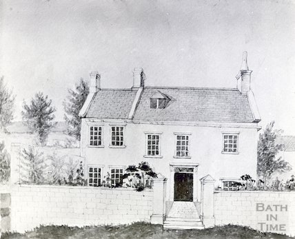 Langridge Rectory, date unknown