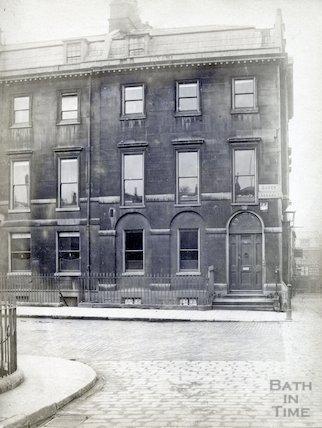 13 Queen Square c.1884