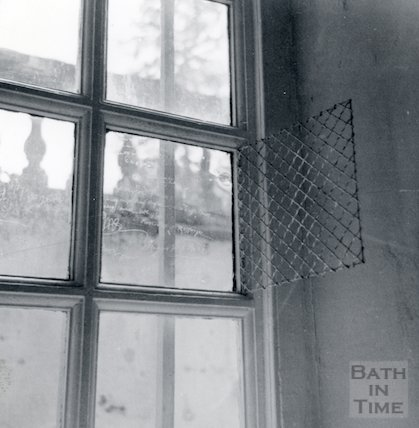 Lyncombe House interior, June 1964