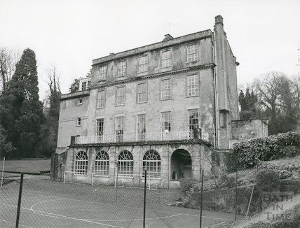 Lyncombe House, Lyncombe Vale, 30 December, 30 December 1981