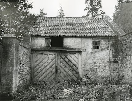 Lyncombe House - Stable Block, 30 December 1981
