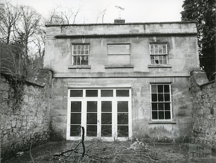 Lyncombe House - Coach House, 30 December 1981