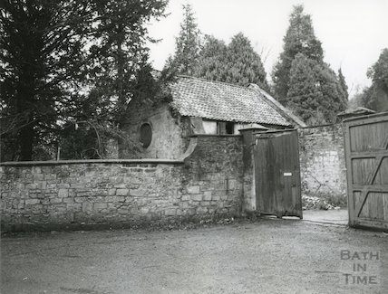 Lyncombe House - Coach House and Stable Block, 30 December 1981