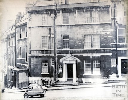 17 Portland Place (Joseph Eckersall's residence), c.1960s