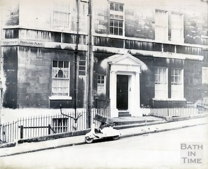 17 Portland Place (Joseph Eckersall's residence)
