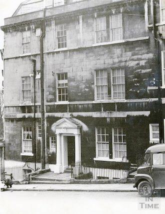 17 Portland Place (Joseph Eckersall's residence) c.1960 -70