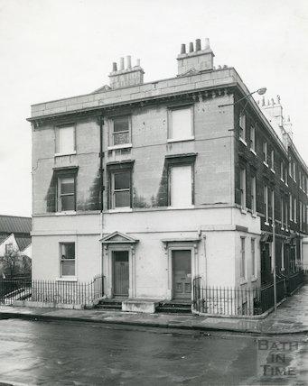 22 Charles Street, Bath c.1960s