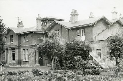 Mulberry House, Weston Park, Bath c.1960s