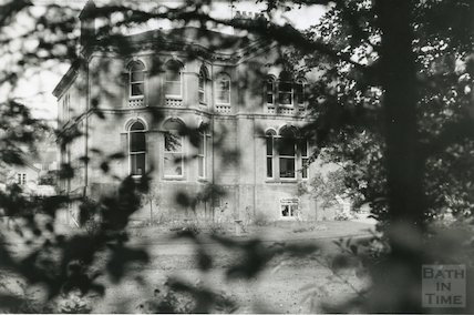 Woodland Grove, Weston Park, Bath c.1960s