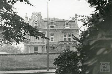 Savile House, Weston Park, Bath c.1960s