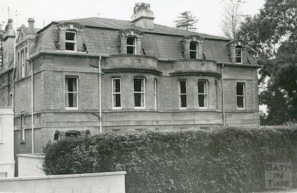 Hillylands, Weston Park, Bath c.1960s