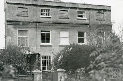Richmond House, Weston Park, Bath c.1960s