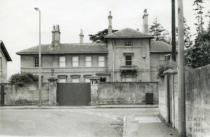 Henley Lodge, Weston Road, Bath c.1960s