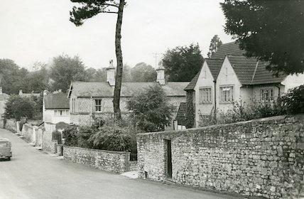 Comina, Weston Road c. 1960 -1970