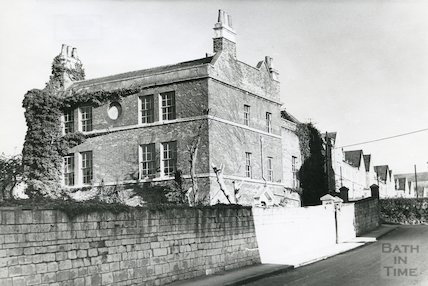 Brookleaze House, Larkhall, 1969