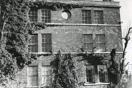 Brookleaze House, Larkhall - front, 1969