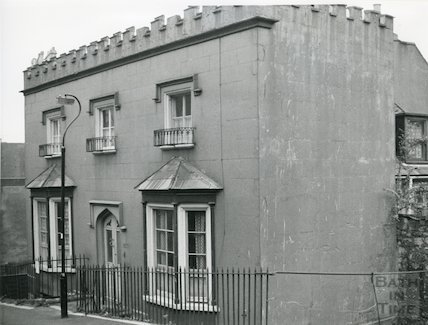 Coromandel House, Camden Row 1975