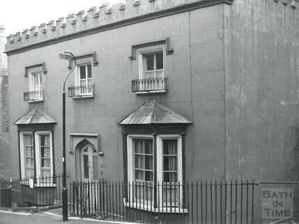 Coromandel House, Camden Row, 9 January 1975