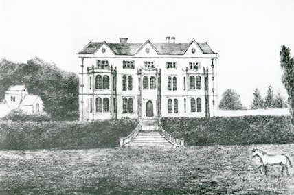 Old Manor House - Claverton, c.1820