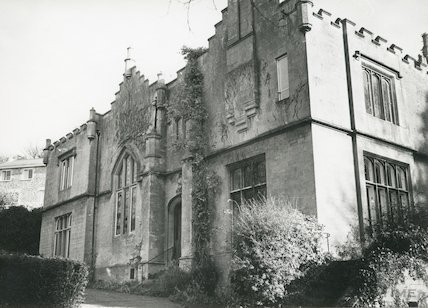The Priory, Bathwick Hill, November 1972