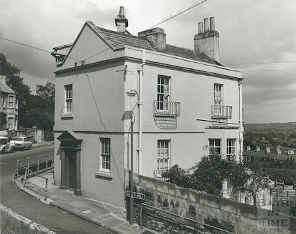 Gay's Cottage, Gay's Hill, c.1973
