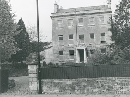 Montague House, Lambridge, Larkhall, 1975