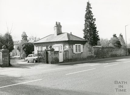Lambridge House Lodge, Larkhall 14th April 1982