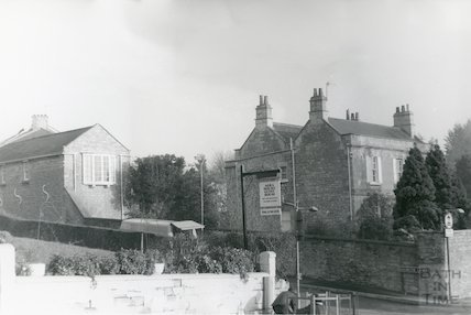 Lower Swainswick House, c.1982