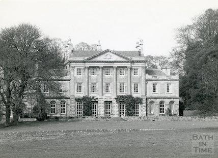 Shockerwick House, Box, Wiltshire, c.1980s?