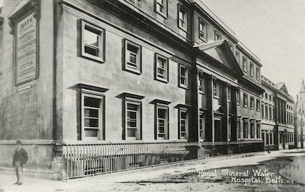 Royal Mineral Water Hospital, c.1910
