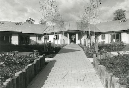 Hillview Lodge, Royal United Hospital, October 1991
