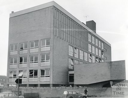 Bath College of Further Education / Technical College, c.1965