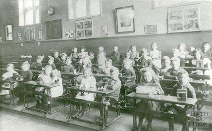 Weymouth House School c.1925/6