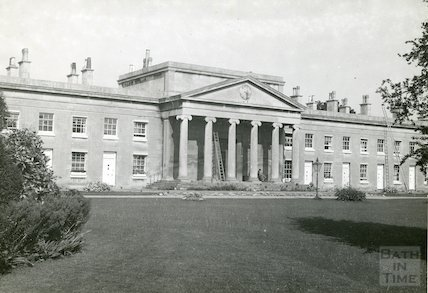 Partis College, Newbridge, c.1930s?