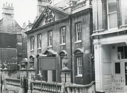 King Edward's School, Broad Street 1968