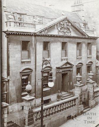 King Edward's School, Broad Street, Bath c.1903
