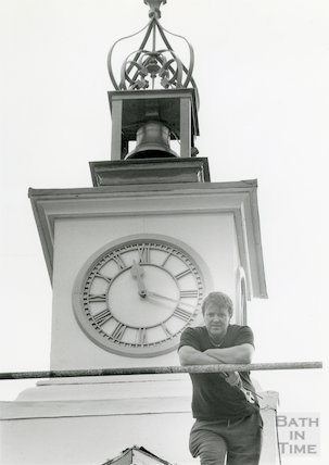 Guildhall Market Tower, Bath, 1994