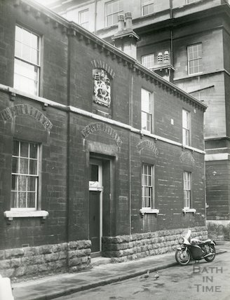 Bellotts Hospital, Beau Street, Bath, c.1960s