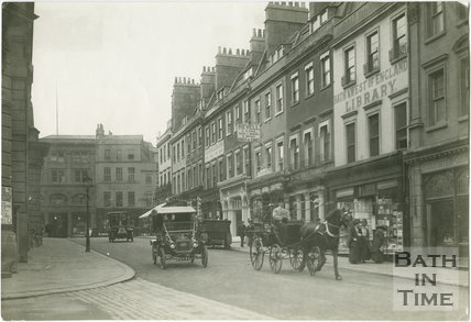 Bridge Street, Bath c.1915