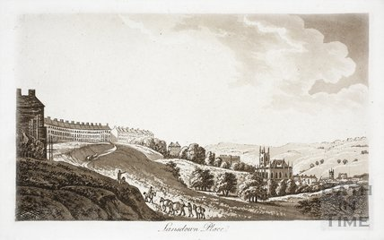 Lansdown Place, Bath 1792