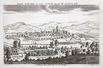 Bath - Aquae Solis 1723