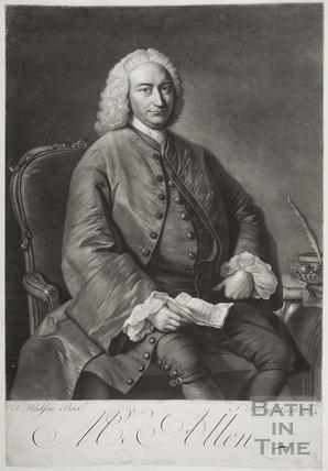 Ralph Allen 1754