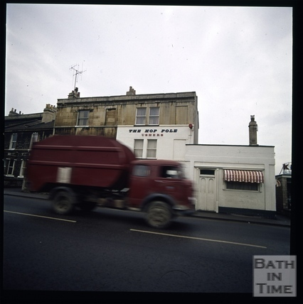 Snowdon. The Hop Pole Inn, Upper Bristol Road, Bath 1972