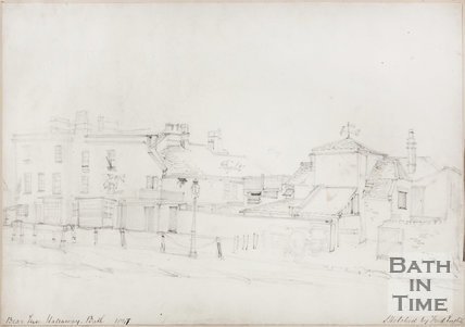 Bear Inn, Holloway, Bath 1847