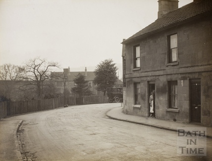Brook Road, Twerton, Bath c.1910